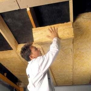 Утепление крыши или мансарды второго этажа